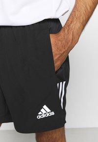adidas Performance - OWN THE RUN - Sportovní kraťasy - black - 4