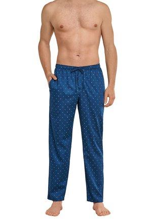 MIX & RELAX - Pyjama bottoms - blaugrau