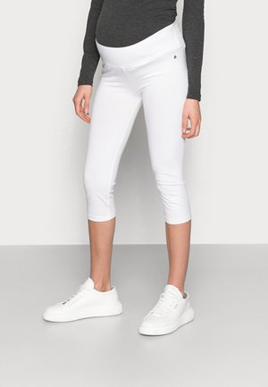 CAPRI - Leggings - Trousers - white