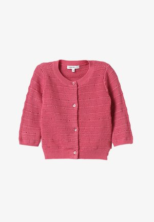 POINCIANABABY  - Cardigan - rapture rose