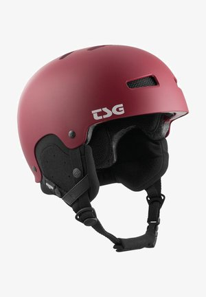 GRAVITY - Helmet - satin grape red