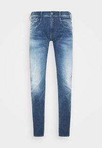 Replay - ANBASS HYPERFLEX RE-USED - Jeans slim fit - light-blue denim - 3