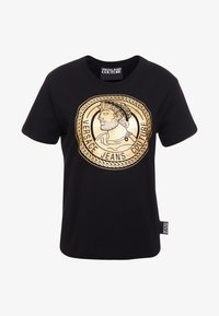 Versace Jeans Couture - T-shirt print - nero - 4