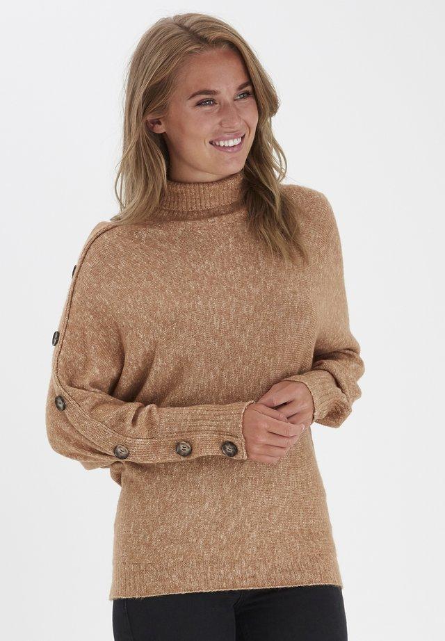 BYOLSA BAT - Pullover - thrush melange