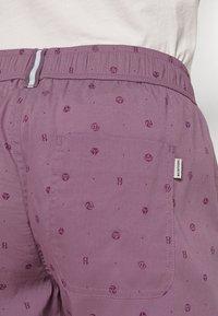 Burton - JOY DUSK LOGO DOT - Broek - purple - 3
