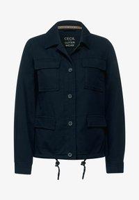 Cecil - Summer jacket - blau - 3
