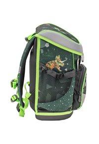 Belmil - SET - School bag - light green - 4