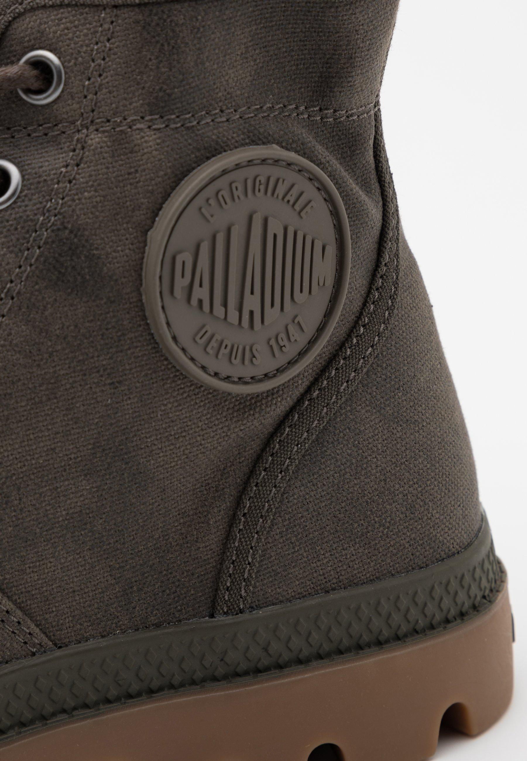 Palladium Pallabrouse - Snørestøvletter Major Brown