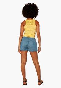 Protest - Denim shorts - sky denim - 1