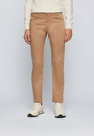 MAINE - Trousers - beige