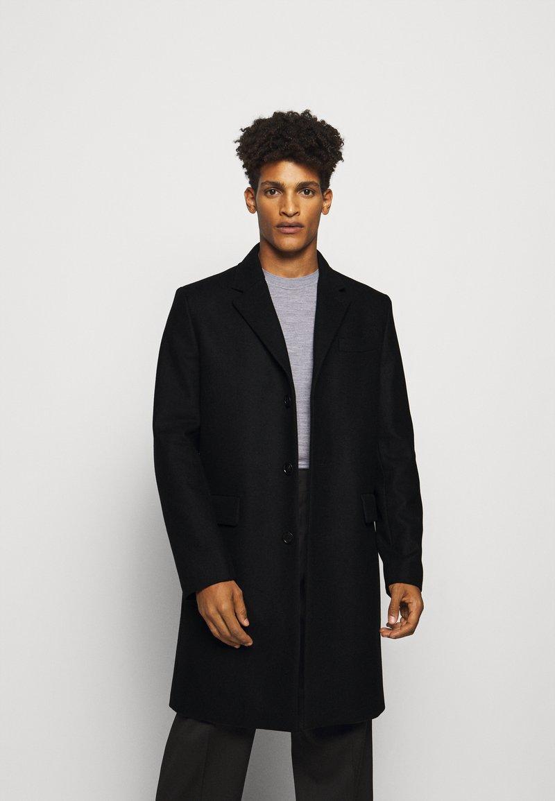 Filippa K - RHINE COAT - Classic coat - black