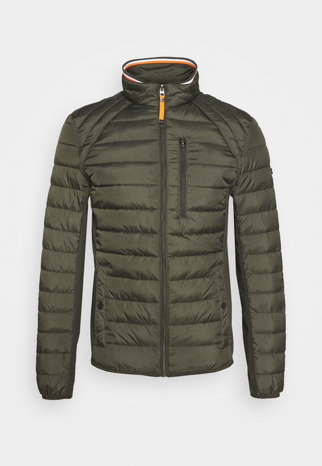 HYBRID JACKET - Jas - shadow olive