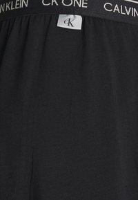 Calvin Klein Underwear - FOIL JOGGER SET - Pijama - black - 6