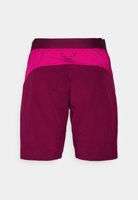 Dynafit - TRANSALPER LIGHT SHORTS - Pantaloncini sportivi - flamingo - 1