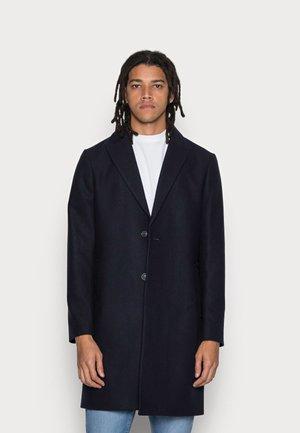 PEAK - Klasyczny płaszcz - dark blue