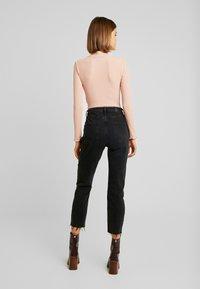 River Island - Jeans Straight Leg - black - 2