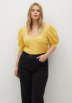 EMILY - Blouse - gelb
