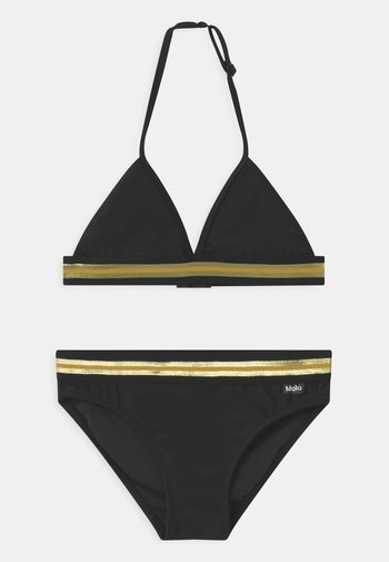 NICOLETTA SET - Bikini - black