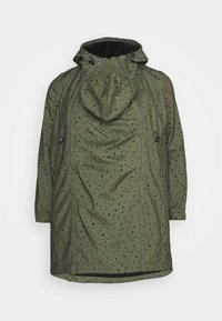 MAMALICIOUS - MLSHELLA DOTAOP 3IN1  - Light jacket - olive night/black - 0