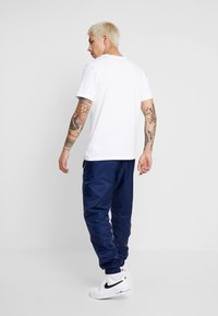 Nike Sportswear - SUIT BASIC - Tracksuit - midnight navy/white - 4