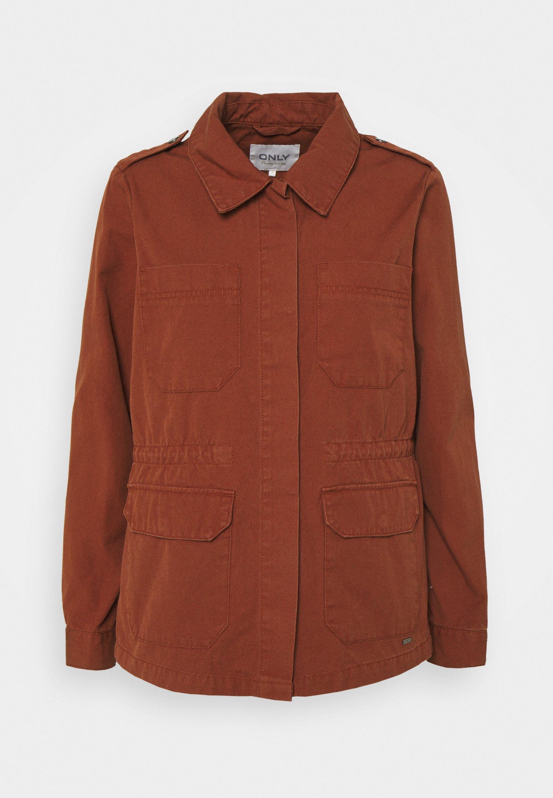 Women ONLALLY LIFE UTILITY JACKET - Summer jacket