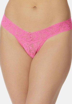 Thong - fiesta pink