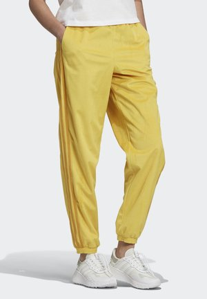 CUFFED SPORTS INSPIRED PANTS - Pantalones deportivos - coryel
