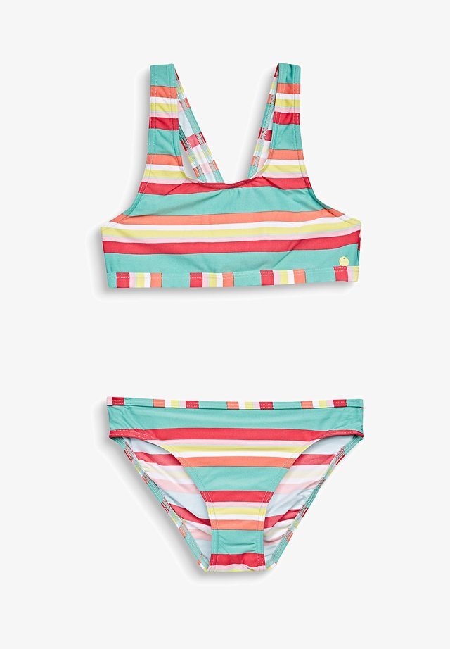 SET - Bikini - dusty green