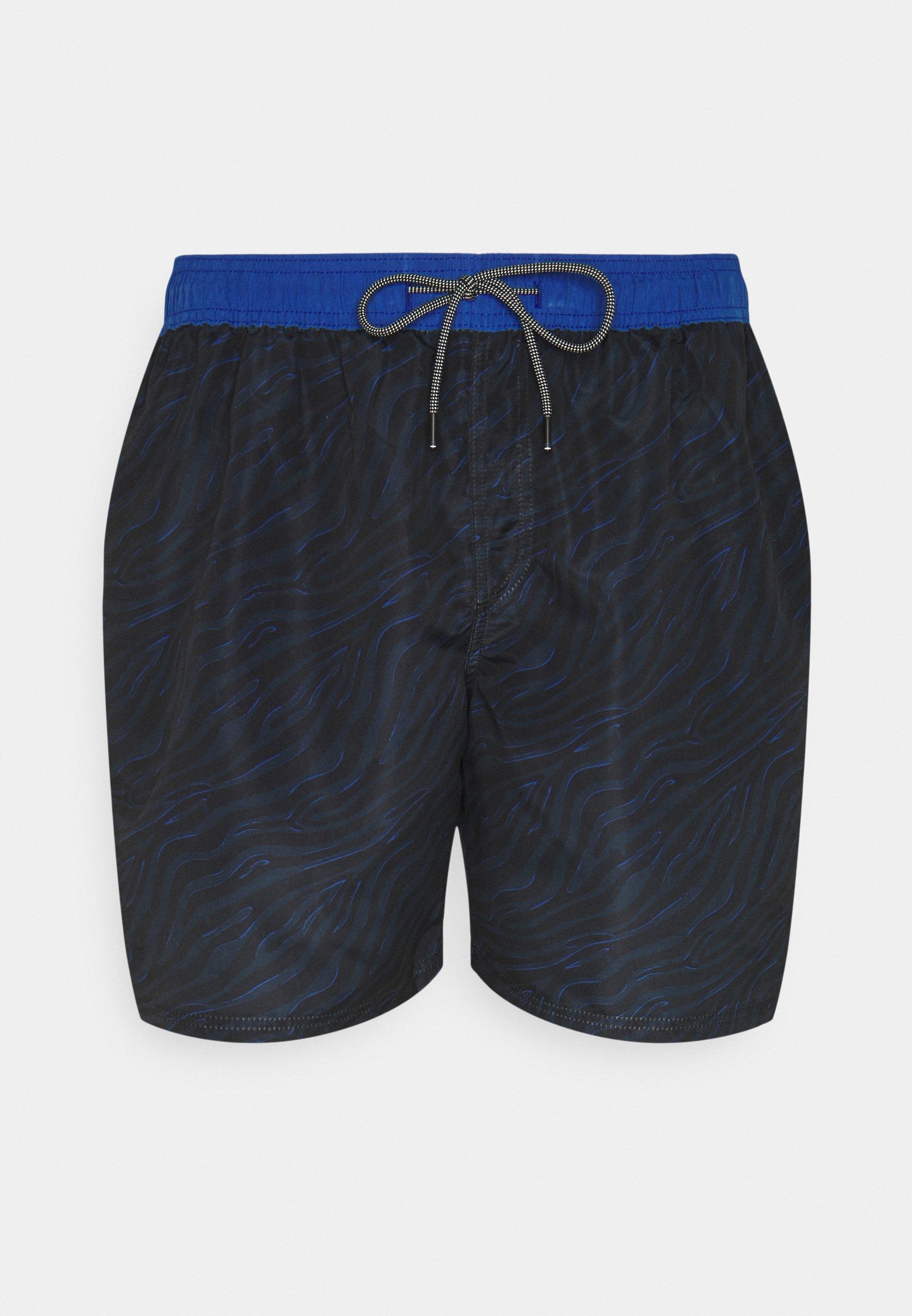Men JJIBALI JJSWIMSHORTS ANIMAL - Swimming shorts
