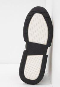 DKNY - MARINI - High-top trainers - black/white - 6
