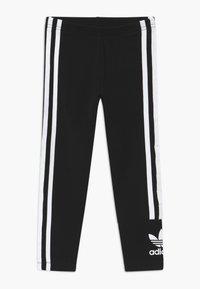 adidas Originals - LOCK UP TIGHTS - Leggings - black/white - 0