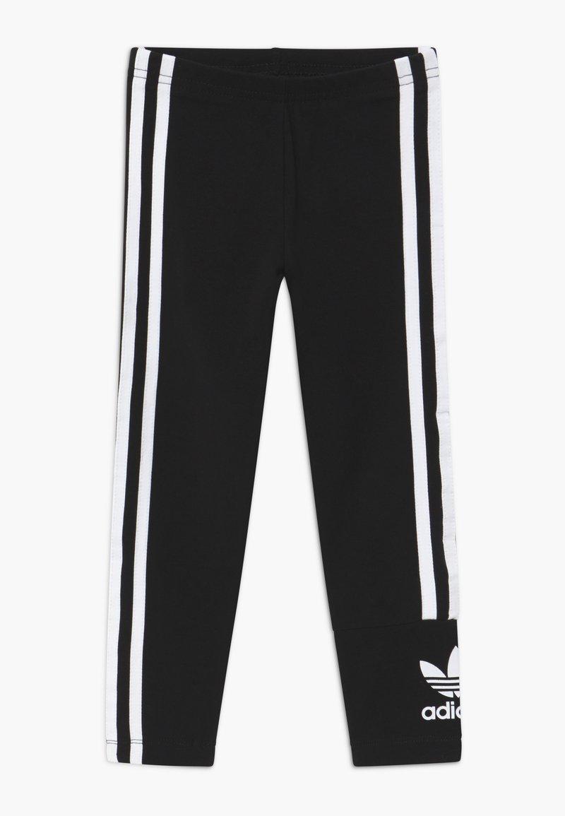 adidas Originals - LOCK UP TIGHTS - Leggings - black/white