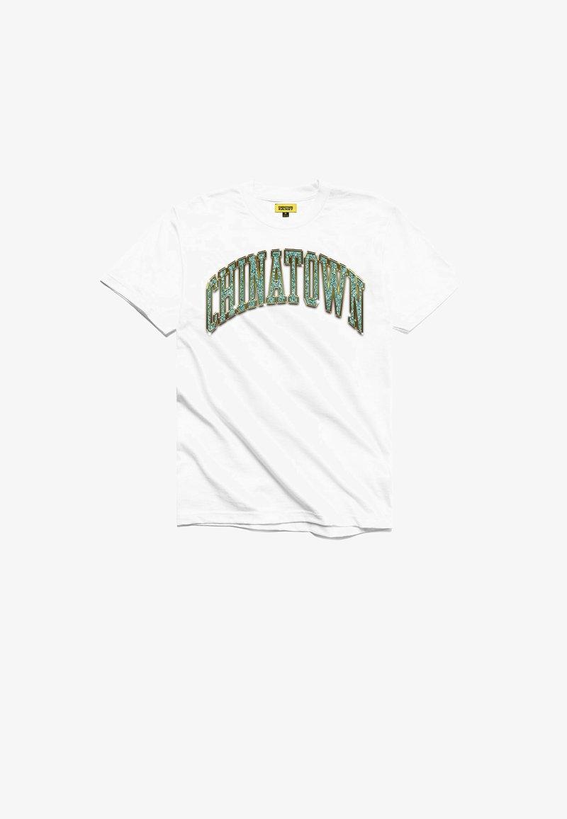 Chinatown Market - Print T-shirt - white