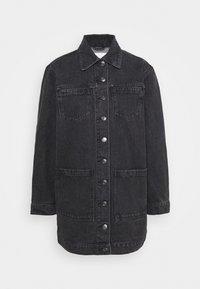Carin Wester - JACKET TORI - Short coat - black - 5