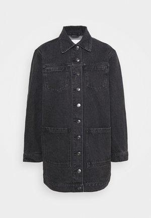 JACKET TORI - Short coat - black