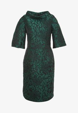 FORLIA - Vestito elegante - schwarz, grün