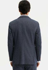 WE Fashion - HEREN SLIM FIT  - Sako - dark blue - 2