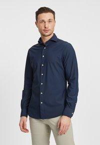 PROFUOMO - Formal shirt - navy - 0