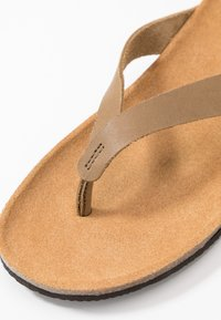Scholl - TISTOIS - Sandalias de dedo - kaki - 2
