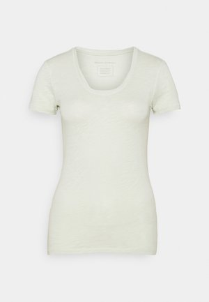 TWISTED DEEP - Basic T-shirt - pale mint
