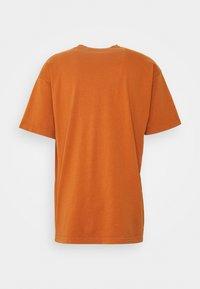 Obey Clothing - NOVEL  - T-shirt basic - pumpkin spice - 1