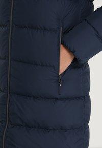 Jack Wolfskin - CRYSTAL PALACE COAT - Down coat - midnight blue - 5
