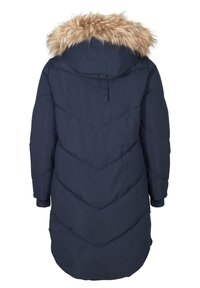 Zizzi - Winter coat - dark blue - 2