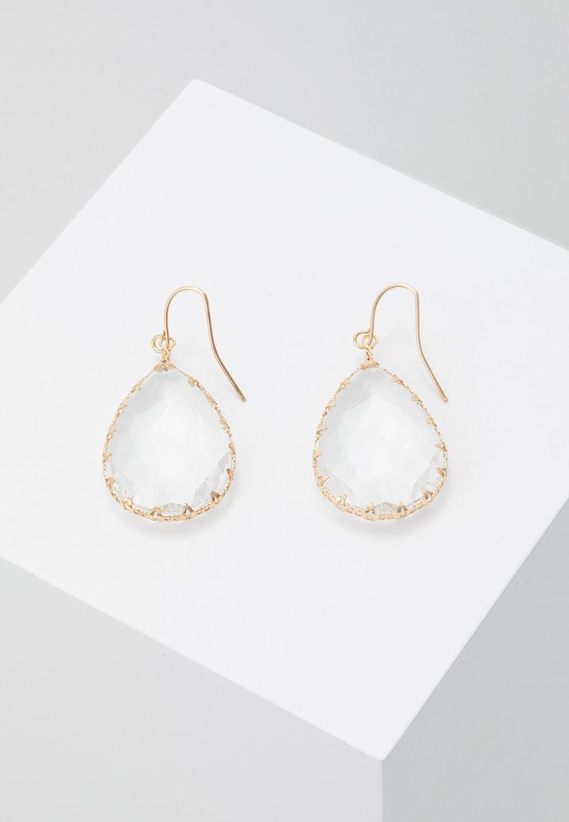ALDO - GALERRASA - Earrings - gold-coloured