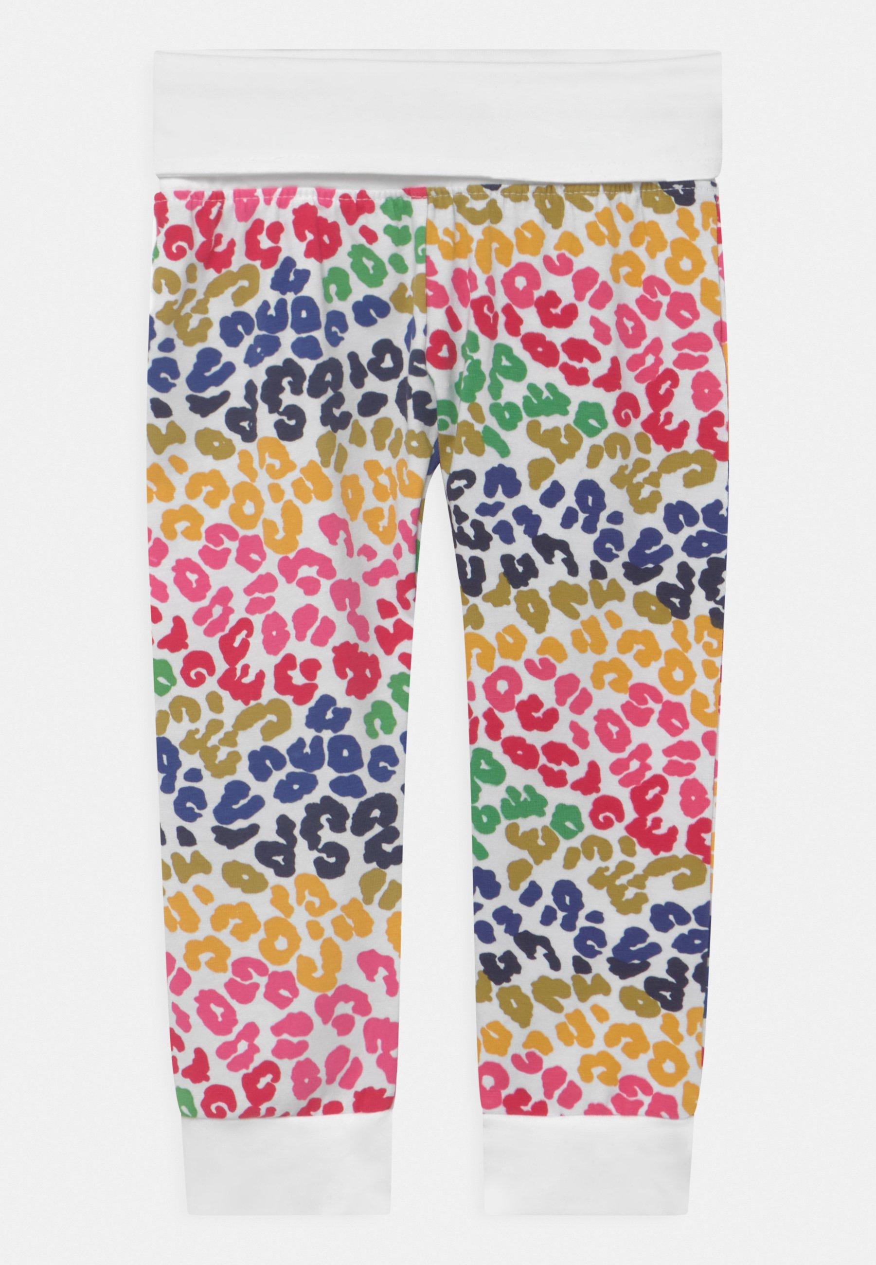 Kids RAINBOW LEOPARD UNISEX - Leggings - Trousers