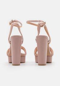 Even&Odd - High heeled sandals - light pink - 3