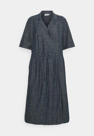 Denim dress - denim light blue