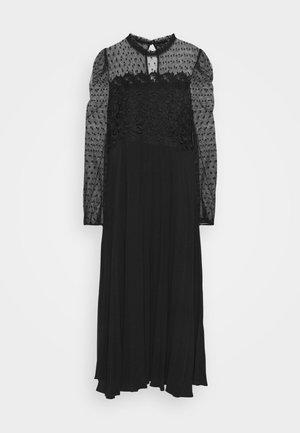 MIX - Koktejlové šaty/ šaty na párty - black
