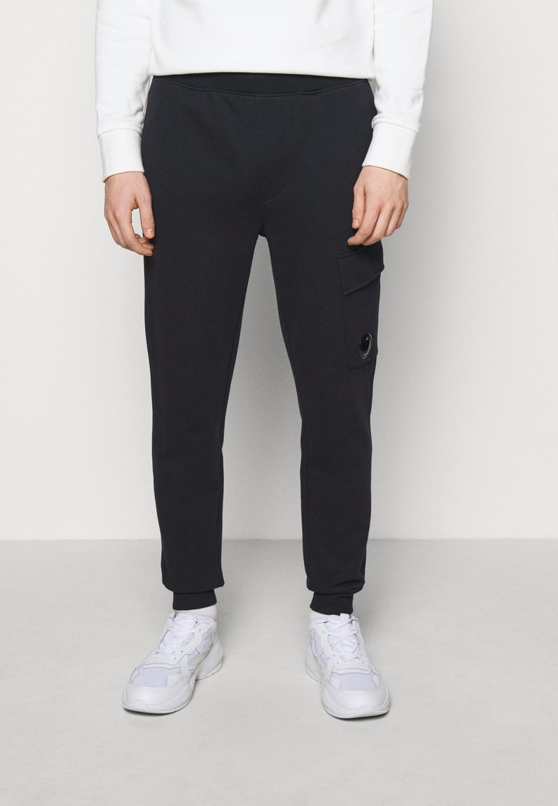 C.P. Company - PANT - Pantalon de survêtement - total eclipse