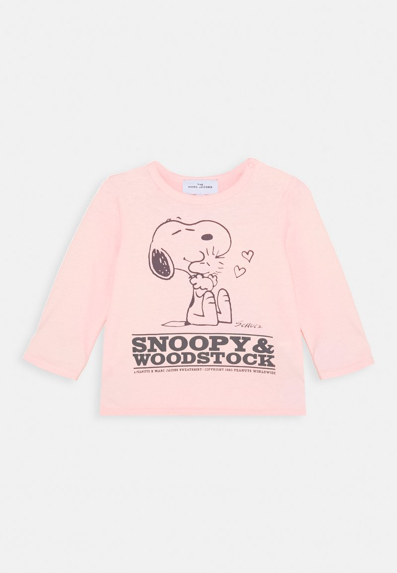 Little Marc Jacobs - LONG SLEEVE - Long sleeved top - pink